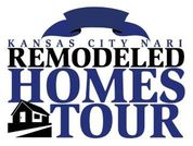 kansas city nari remodeled home tour logo